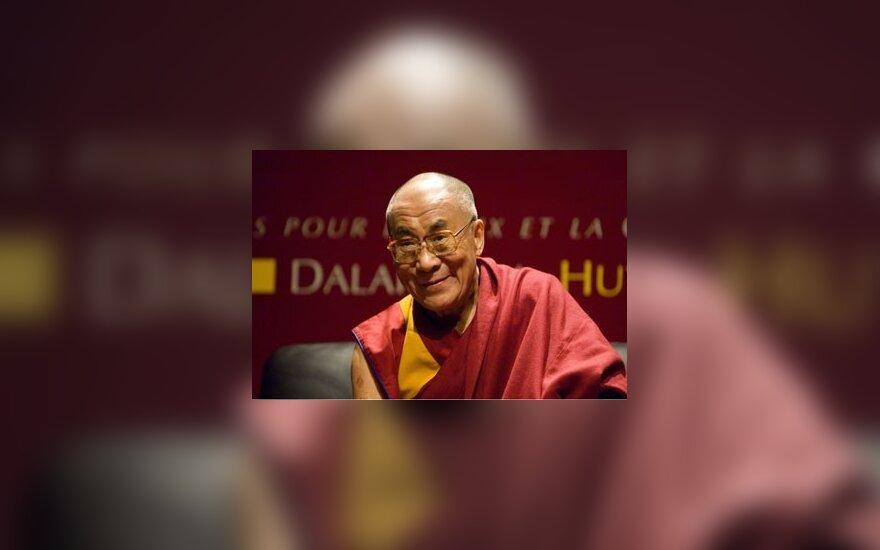 Skverą Vilniuje siūloma pavadinti Tibeto vardu