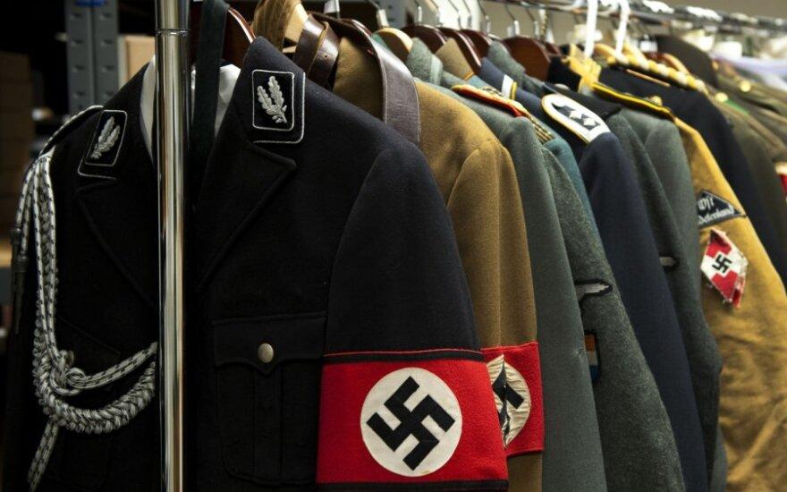 Nacių uniformos