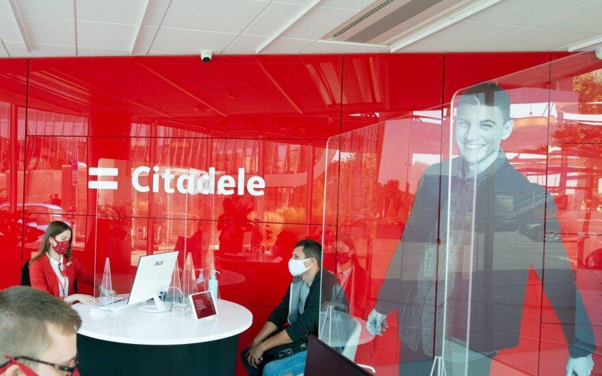 """""""Citadele"""" bankas Vilniuje atvėrė naujos būstinės duris"""