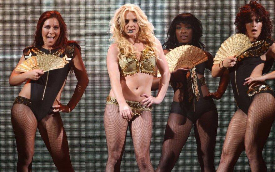 Nauja meilė B. Spears įkvėpė grįžti į sceną