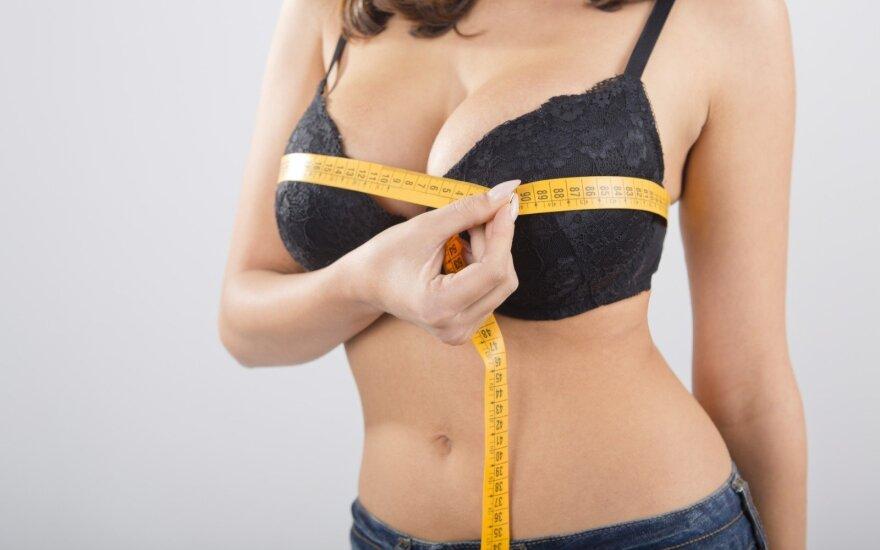7 mitai apie krūtų didinimą implantais: dėl ko labiausiai nerimauja pacientės?