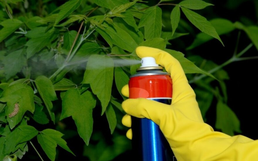 Plan to ban use of glyphosate in Lithuania