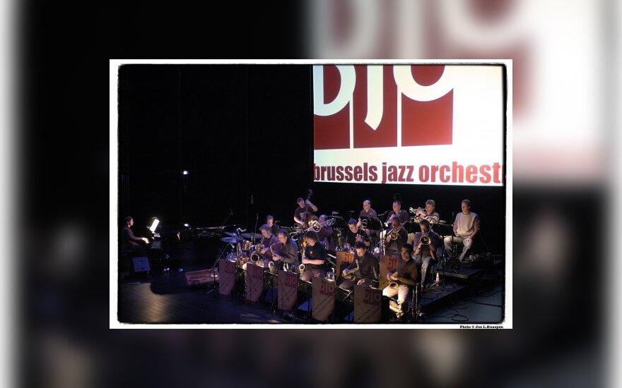 Briuselio džiazo orkestras     Jos L. Knaepen nuotr.