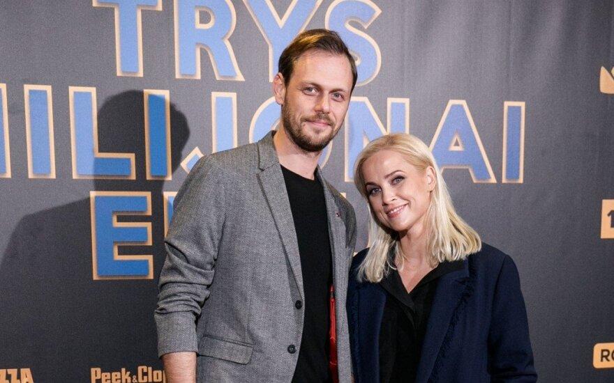 Arnoldas Eisimantas ir Inga Jankauskaitė