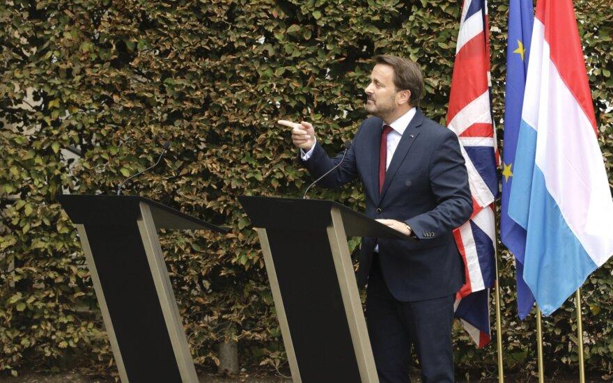 ES ir Britanijos derybos nedavė jokių didelių rezultatų: po susitikimo – Johnsono akibrokštas