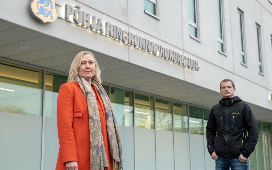 Byla šokiravo visko mačiusius svarbių bylų vyr. prokurorę Andra Silda ir Šiaurės prefektūros vadovą Reimo Raivet