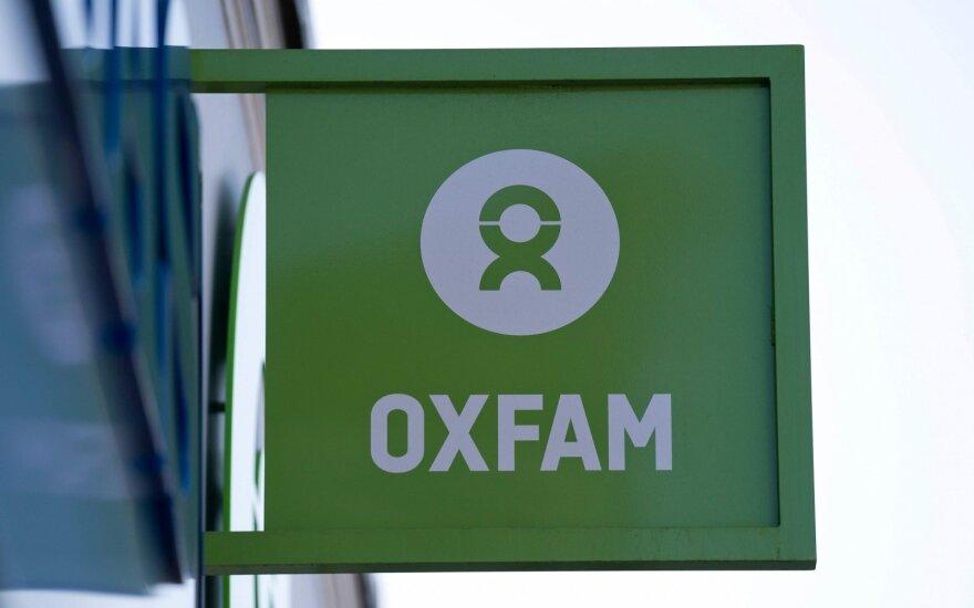 """Buvęs """"Oxfam"""" Haičio skyriaus direktorius pripažino samdęs sekso darbuotojas"""