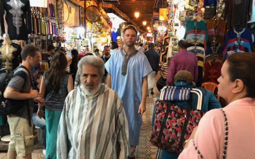 Igno Krupavičiaus įspūdžiai iš Maroko