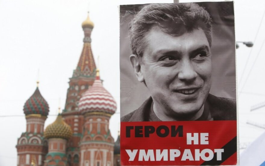 Lithuanian foreign minister to attend Nemtsov's funeral in Moscow