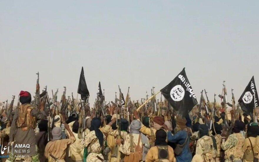 IS grupuotė prisiėmė atsakomybę už išpuolį Alžyre