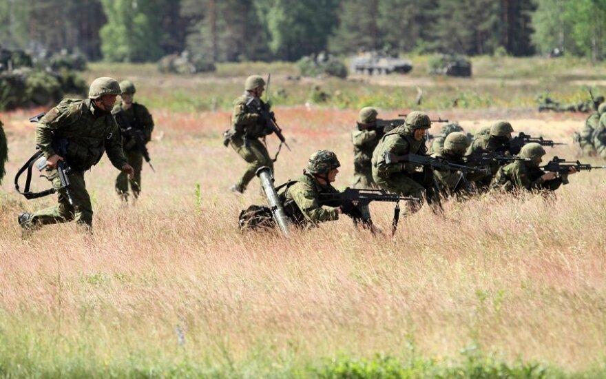 Lietuvos gynybos planai: turime konkrečių siūlymų sąjungininkams