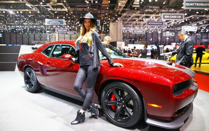 Ženevos automobilių paroda rengiama jau 87-ą kartą