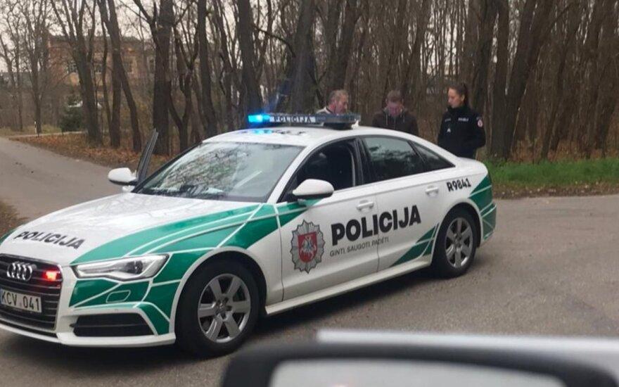 Sekmadienį LKPT pareigūnai tikrino Alytaus vairuotojus: neblaivių ir čia pilna