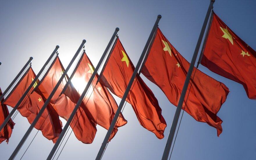 """Kinijoje žurnalistas nuteistas kalėti už """"atakas"""" prieš Komunistų partiją"""
