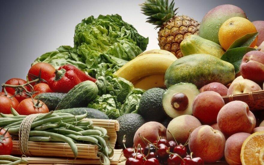Mitybos ekspertė: ar tikrai ekologiškas maistas yra sveikesnis?