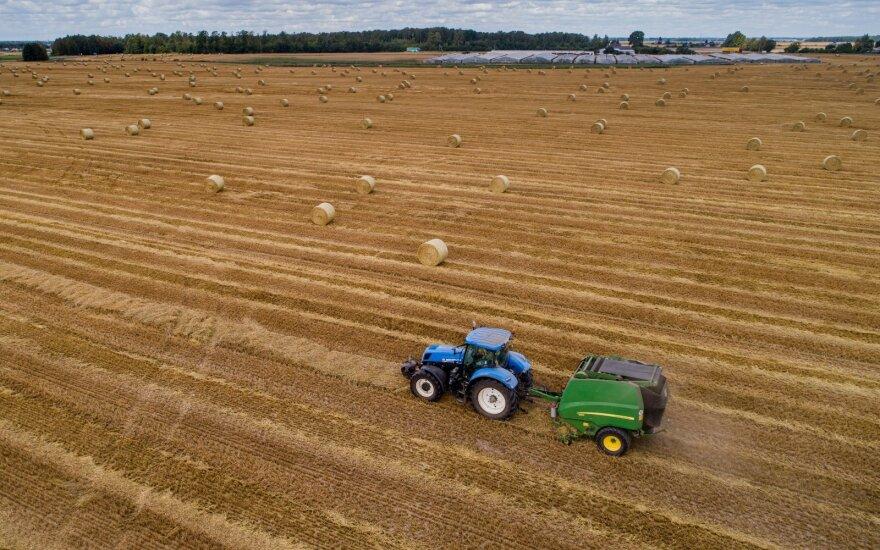 Ūkininkai sujungė 5 tūkst. hektarų ir gyvenimas palengvėjo