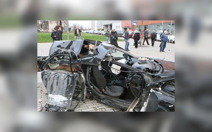 Per metus iš girtų vairuotojų konfiskuota 841 transporto priemonė