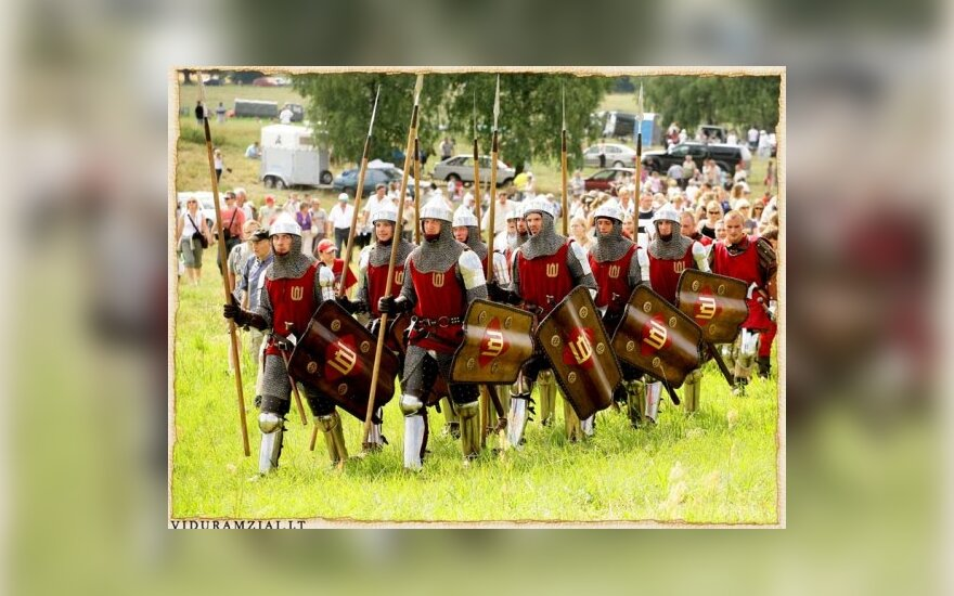 2010 m. istorinis kelionių konkursas kviečia aplankyti mūšių vietas