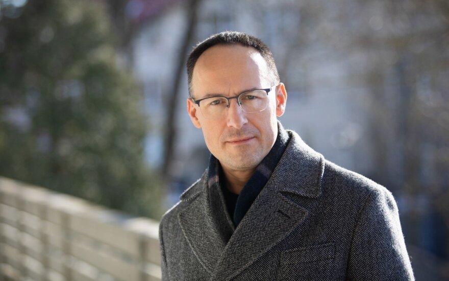 """Vladimiras Laučius. Gibbono """"Romos imperijos nuosmukis"""", Lietuva ir LDDP"""