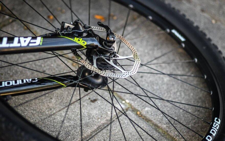 Kupiškėnas iš vaikų išsipirko pavogtą dviratį