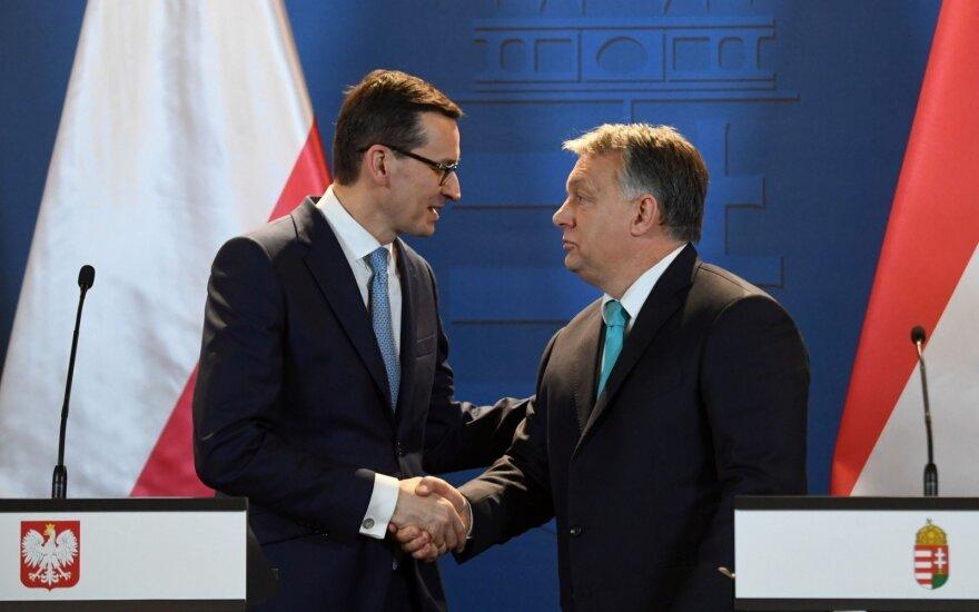 Vengrija ir Lenkija: ES plinta nusiteikimas prieš migrantus