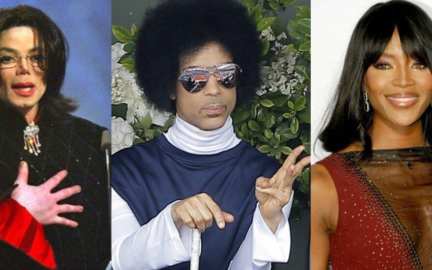 Michaelis Jacksonas, Prince'as, Naomi Campbell