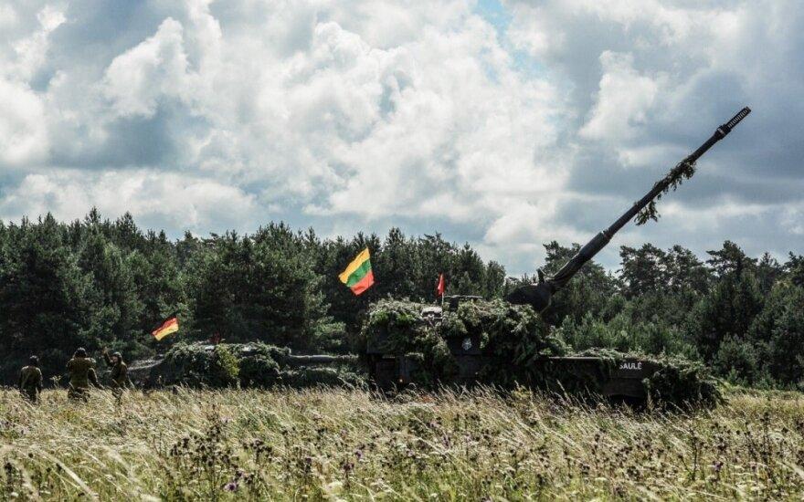 PzH2000 howitzer