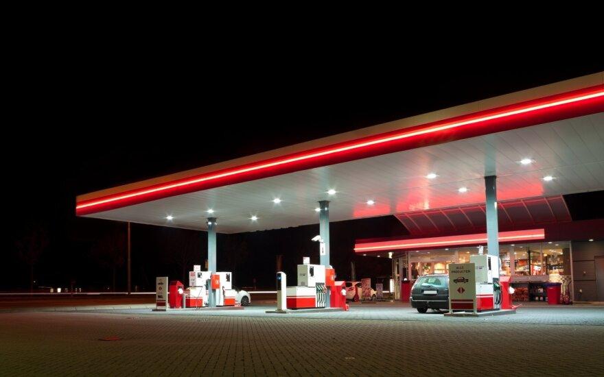 Lietuvoje prasideda žieminių degalų prekyba
