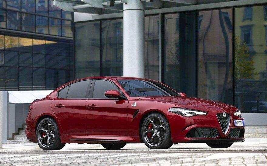 """Alfa Romeo Giulia Quadrifoglio"""