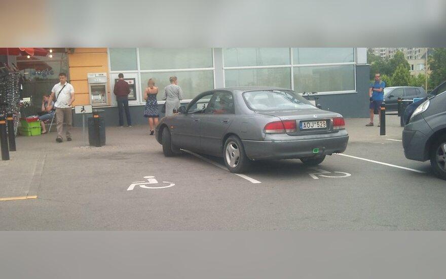 Vilniuje, Ukmergės g. 2012-07-02