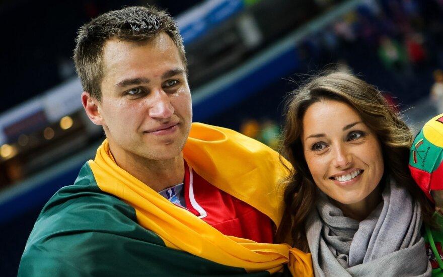 Iššūkis D. Zubrui: lietuvis NHL finalą pradės starto penkete