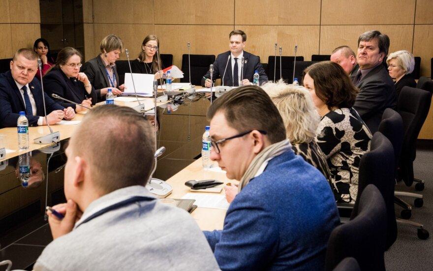 Seimo komisija dėl LRT patvirtino dalį išvadų: kreipsis į prokuratūrą dėl investicijų