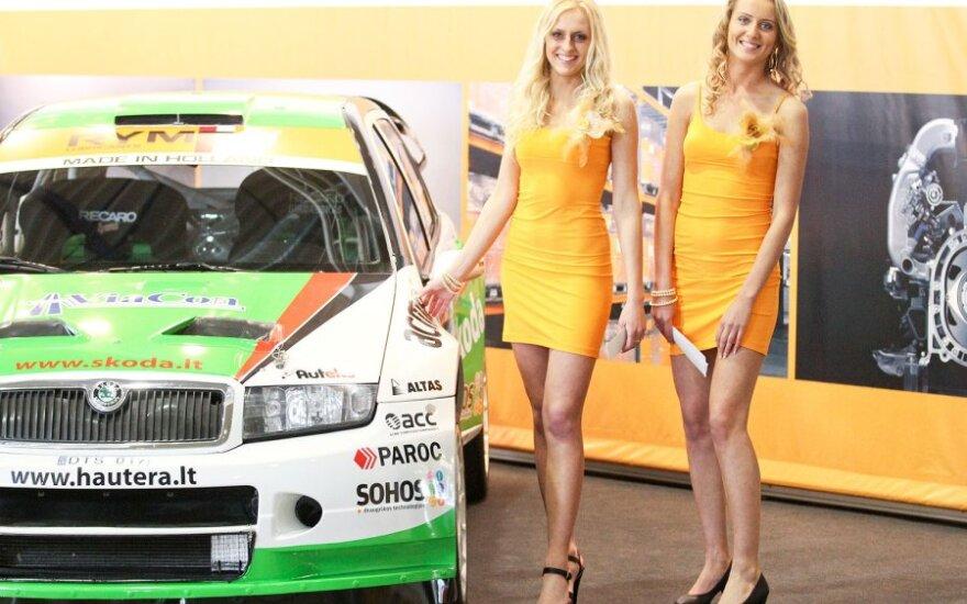 ALT 2011 automobilių paroda