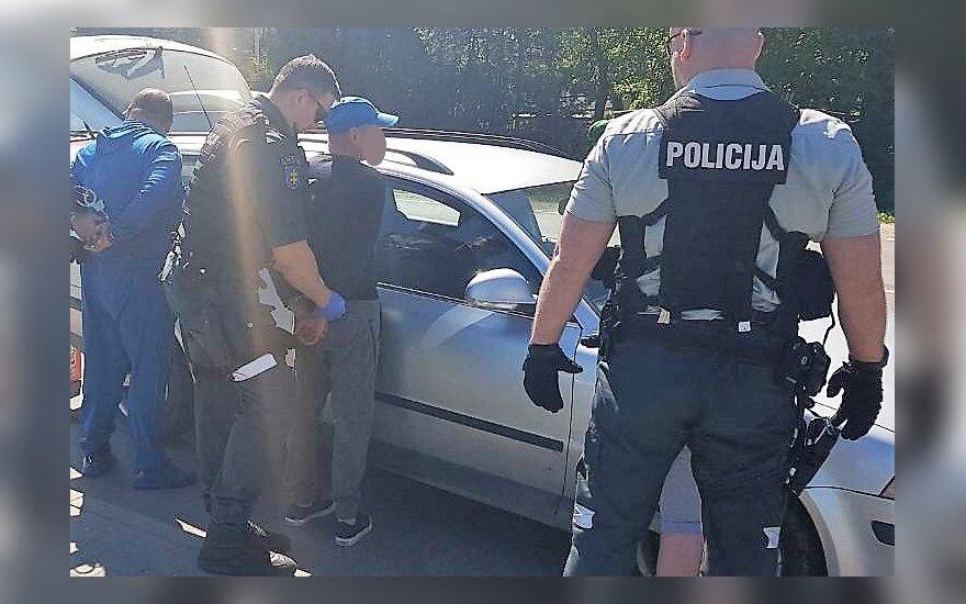 Kaune sučiupti nusikaltėliai, iš Ispanijos atvežę kilogramus narkotikų