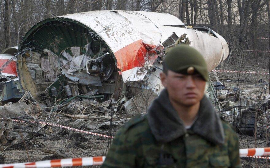 Dėl Smolensko katastrofos – naujos tyrėjų išvados