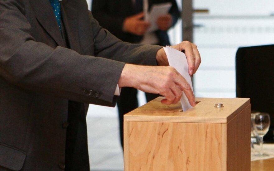 Visi emigrantai galės balsuoti