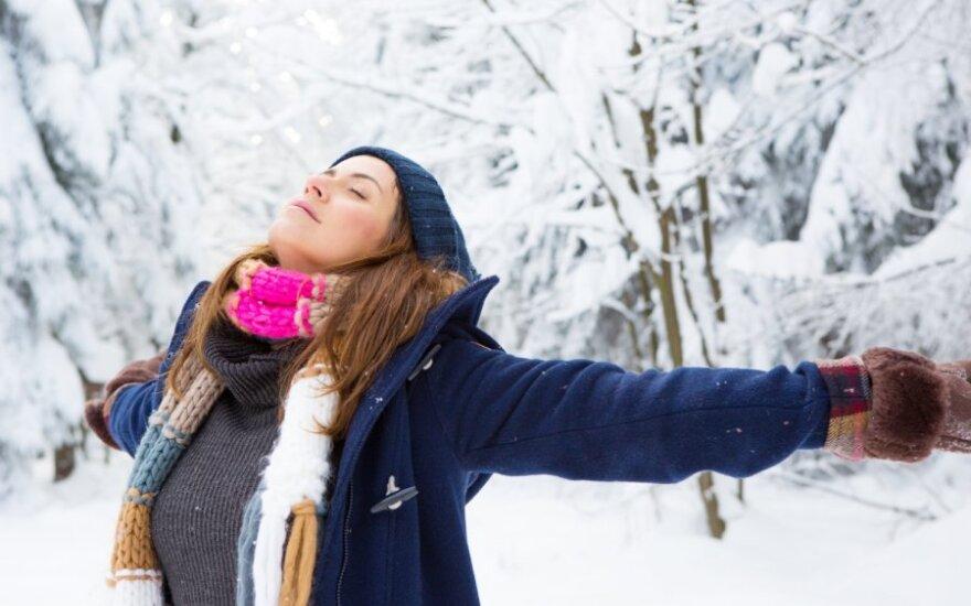 KONKURSAS: mano žiemos aksesuarai
