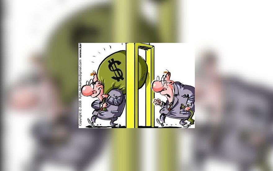 """Prasideda balsavimas už """"blogiausius"""" ES lobistus"""