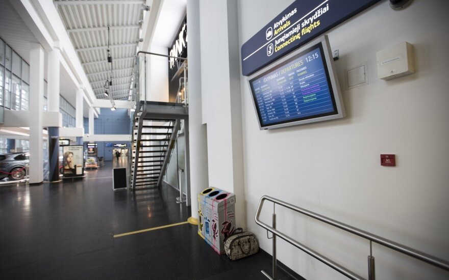 Lietuvos oro uostams pradeda vadovauti Marius Gelžinis