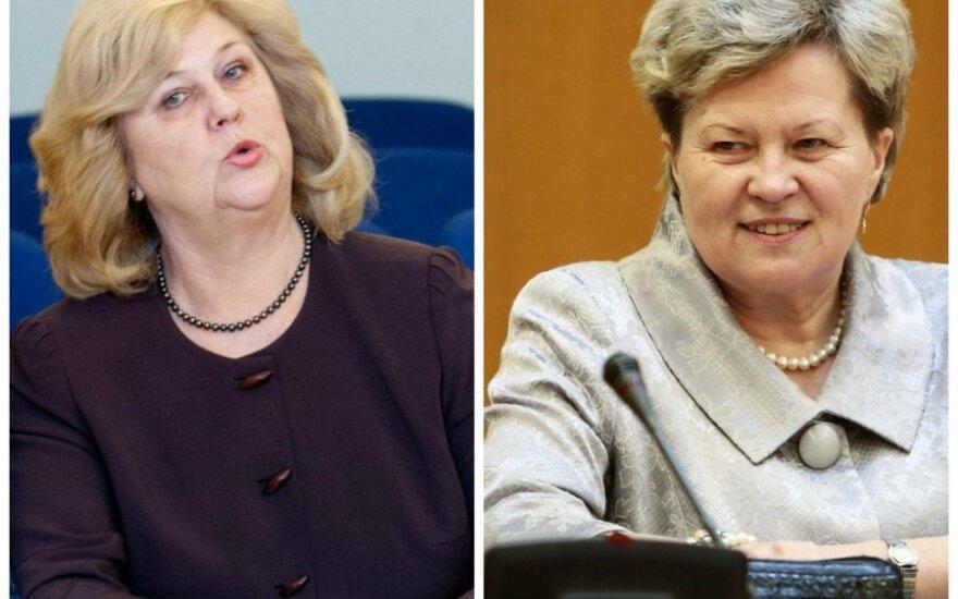 Seimo narių užmojis: kaip gera gyventi, kai Lietuvoje nėra pedofilų ir teisiami žurnalistai