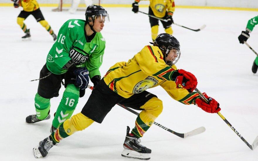 """""""Kaunas Hockey"""" - """"Geležinis Vilkas"""""""