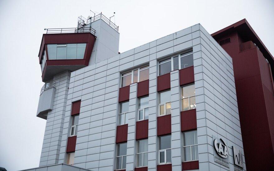 """""""Oro navigacija"""" pristatys planus ateityje visus skrydžius valdyti iš centro Vilniuje"""