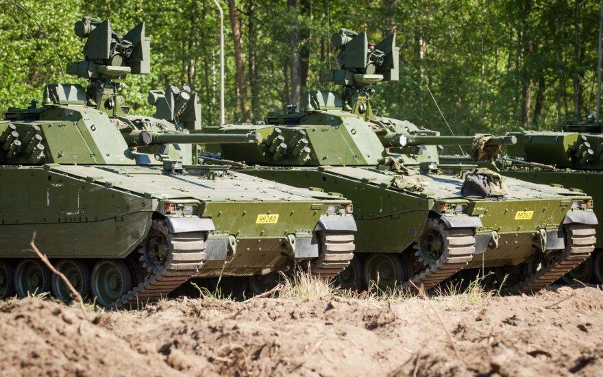 Į Lietuvą atvyko antroji Olandijos karių pamaina