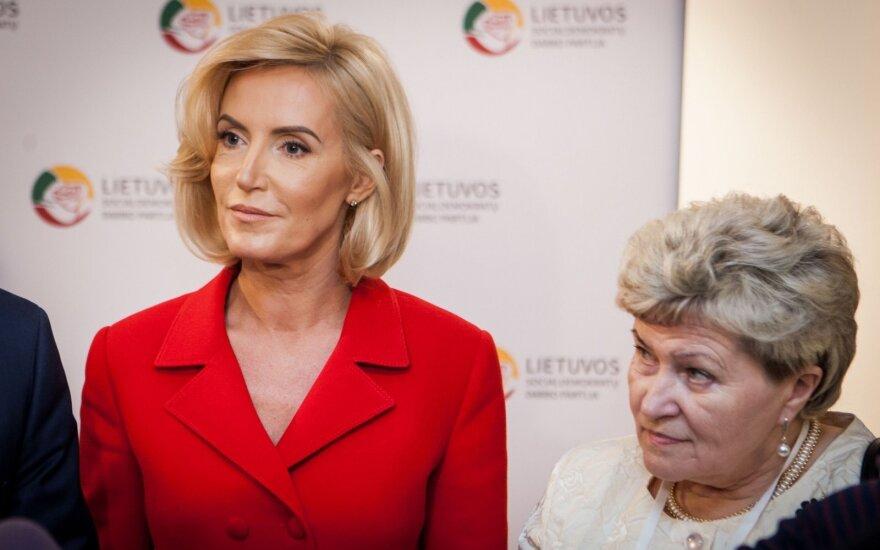 Živilė Pinskuvienė, Irena Šiaulienė