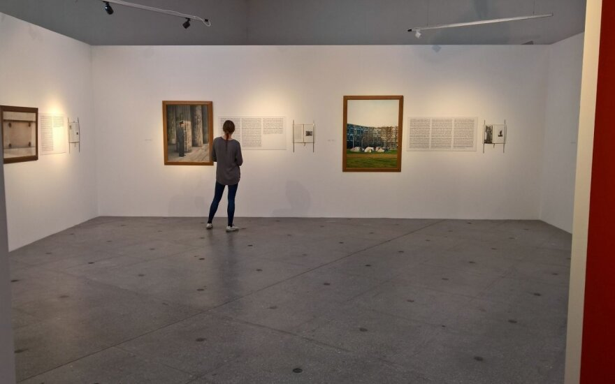 Prancūzų menininkės Sophie Calle kūriniai Kaune tampa lankytojų traukos centru