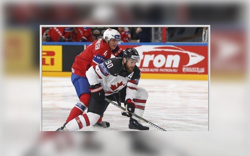 Kanada – Norvegija