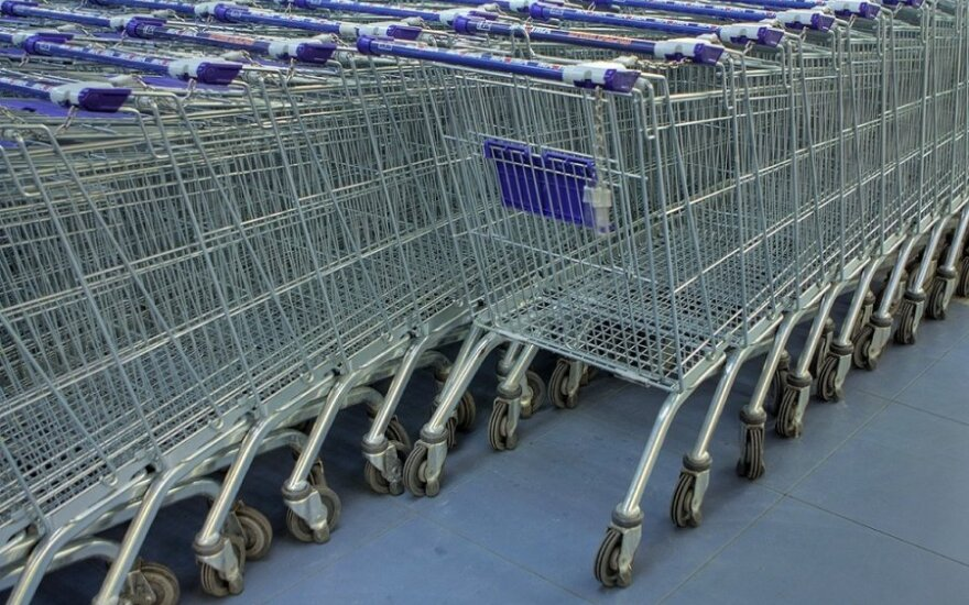 Volume of retail trade grows in Lithuania