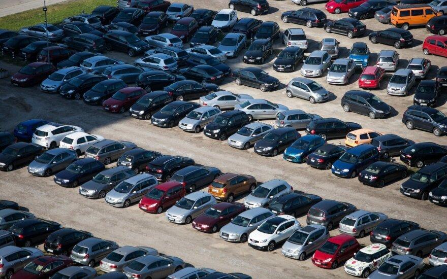 Automobilius apmokestins kitaip nei daugelis galvoja