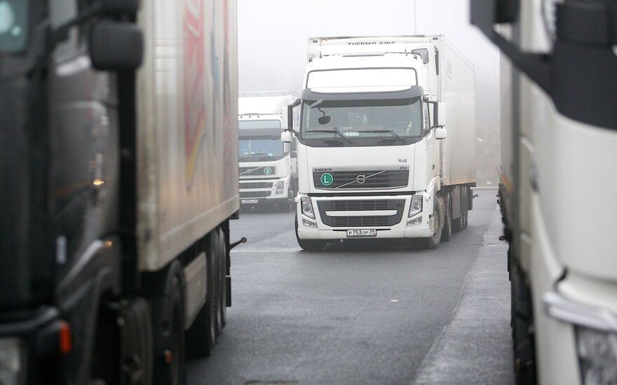 Lithuania loosens rules for for haulers