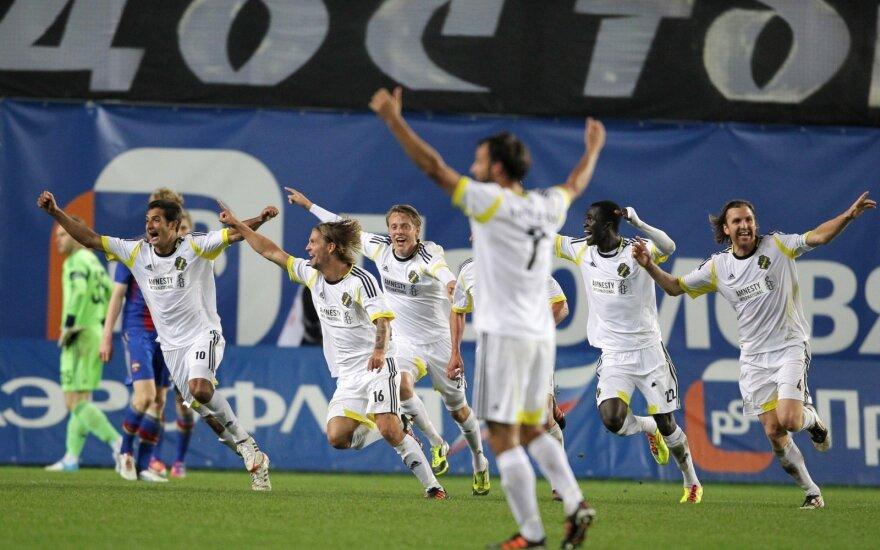 AIK futbolininkai